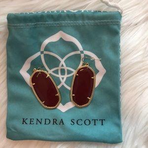 NWOT Danielle Kendra Scott Earrings
